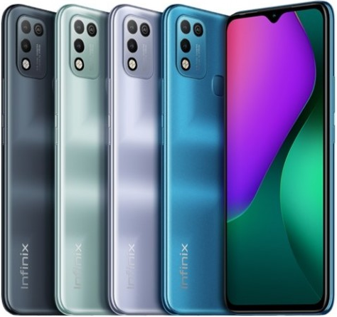 Infinix Hot 10 Play Launched, 6000mAh Battery, Gaming Chipset, Cheap price