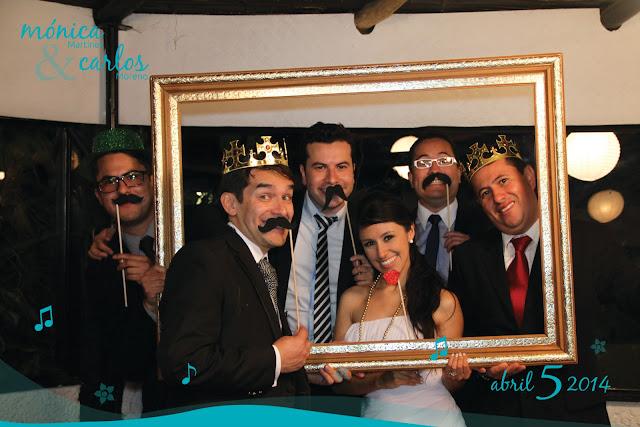 Impresión de fotos para bodas al instante