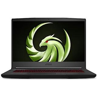 MSI Bravo 15 Gaming Laptop in India Under 90000