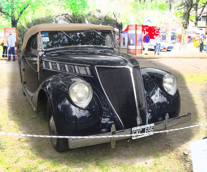 Archivo de autos: Renault Viva Gran Sport Cabriolet