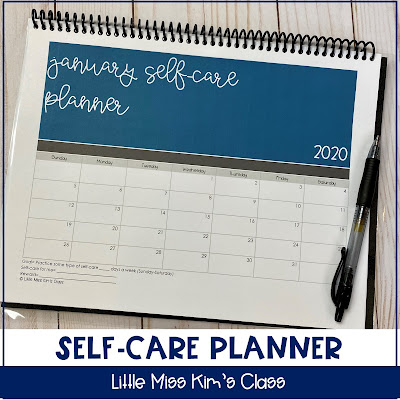 Self-care tips for teachers