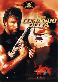 Comando Delta 2: Conexão Colômbia - TVRip Dublado