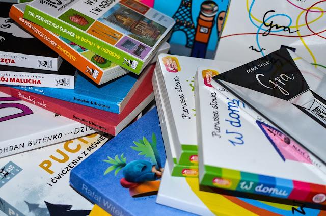 Rozwijające książki dla roczniaka, dwulatka i nie tylko (0-3 lat)