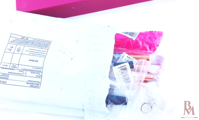 Unboxing,beautiful,mind,bymanar,néejolie,haul,review,revue,accessoires ,pinceaux,nettoyage, pinceaux, brush, brushcleanser, bague, ring, braceletsàcheville,vernis,nailpolish,beauté,soin,lifesyle,fashion,mode,bijoux,jewelry