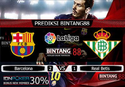 Prediksi Skor Barcelona vs Real Betis 26 Agustus 2019