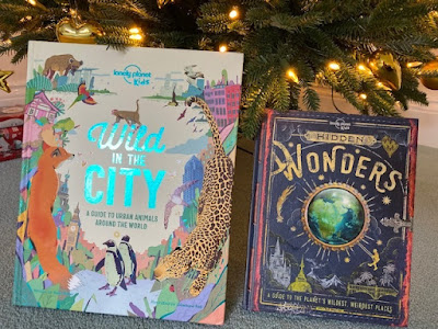 New books from Lonely Planet kids review