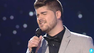 Marcos Martins: Someone like you de Adele-Final La Voz 2015