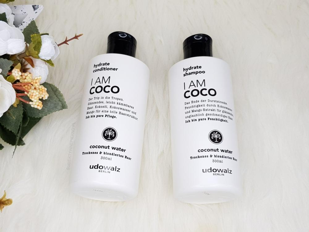 I AM COCO UDO WALZ - szampon i odżywka
