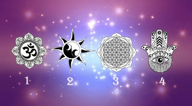 Choose A Spiritual Symbol To Get A Psychic Reading For free