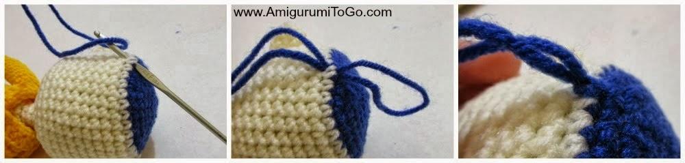 Coraline and Wybie - Amigurumi Doll Crochet Pattern PDF   Coraline ...   239x1000