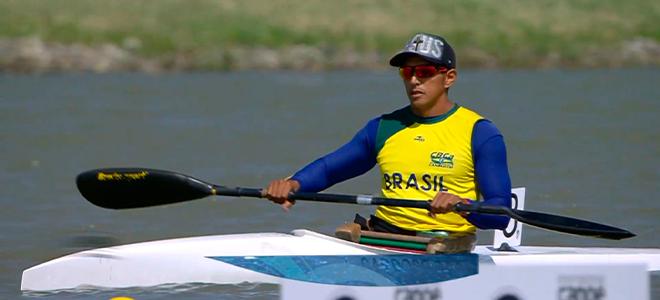 Brasileiros na canoagem nas Paralimpíadas de Tóquio