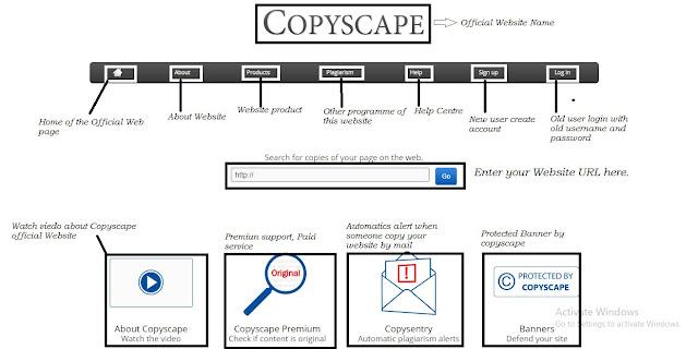 Copyscape Website