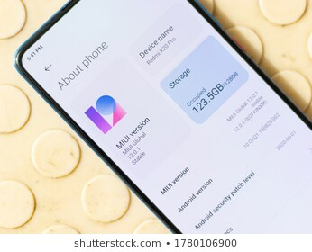 Cara screenshot xiaomi MIUI 12