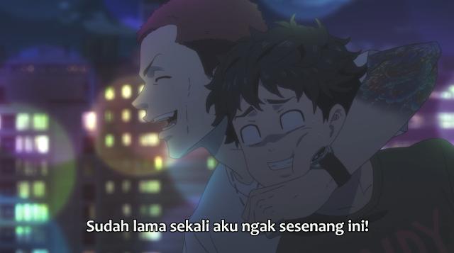 Tokyo Revengers Episode 04 Subtitle Indonesia