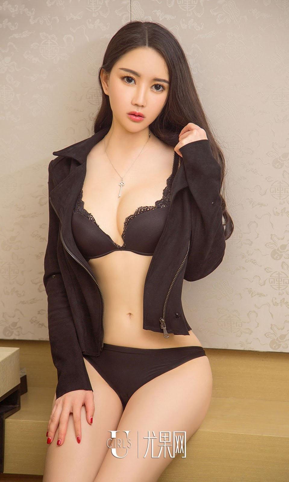 UGIRLS – Ai You Wu App No.909: Người mẫu Mo Yu (沫语) (40 ảnh)