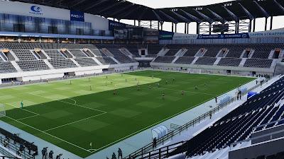 PES 2021 Stadium Ghelamco Arena