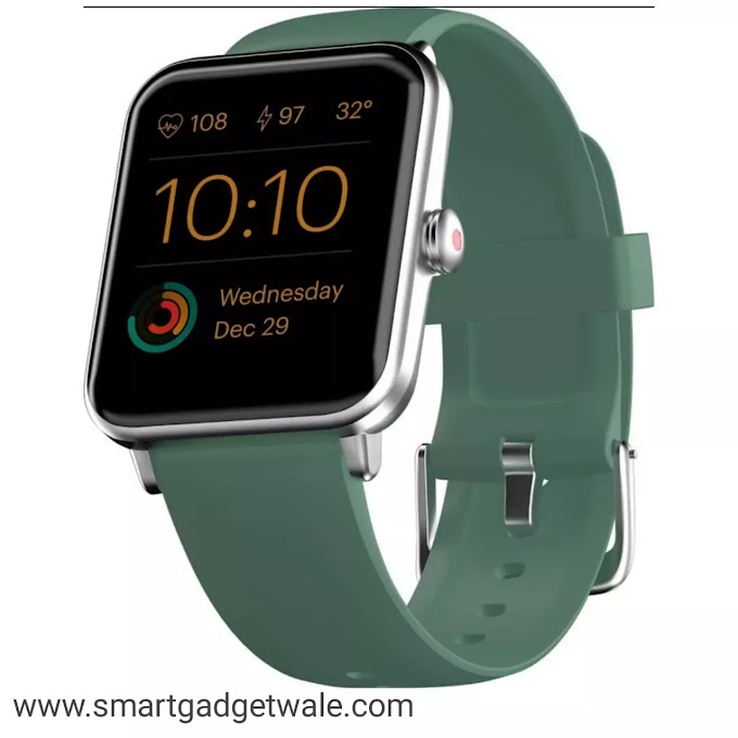"""Noise ColorFit Pro 3 Smart Watch with 1.55"""" HD Color Touch Screen"""