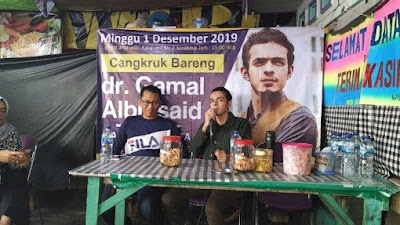 Gamal Albinsaid Maju Pilwali Surabaya, Disokong Sandiaga Uno?