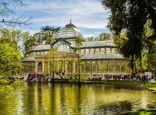 Madrid, Spain, Europe, Prado Museum, Crystal Palace, Imperial Palace and Gardens, Square Mayor, Tourist Attractions, Top 15, Top, Holiday destinations,