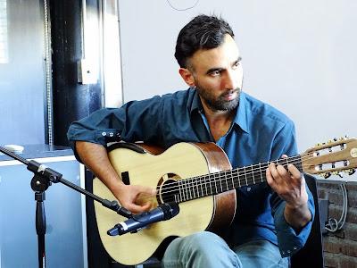 Guitarra Antilko