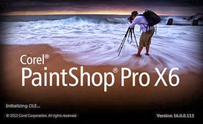Download full version Corel PaintShop Pro X6