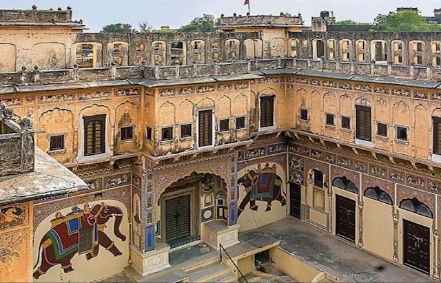 Best hotel and guest houses in nawalgarh,  History of Nawalgarh in English,  Best Scenic Spots in Nawalgarh,