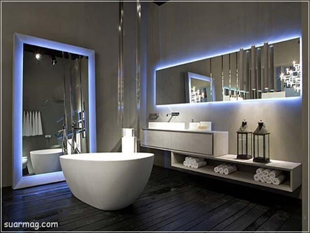صور حمامات - حمامات مودرن 6 | Bathroom Photos - Modern Bathrooms 6