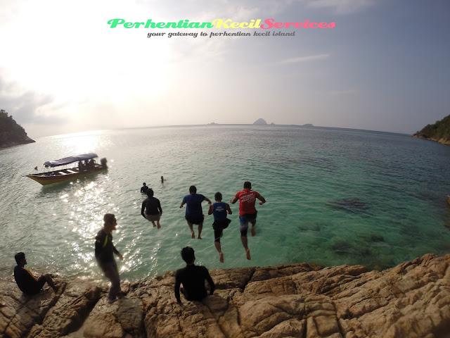 Romantic Beach Pulau Perhentian Kecil 2016