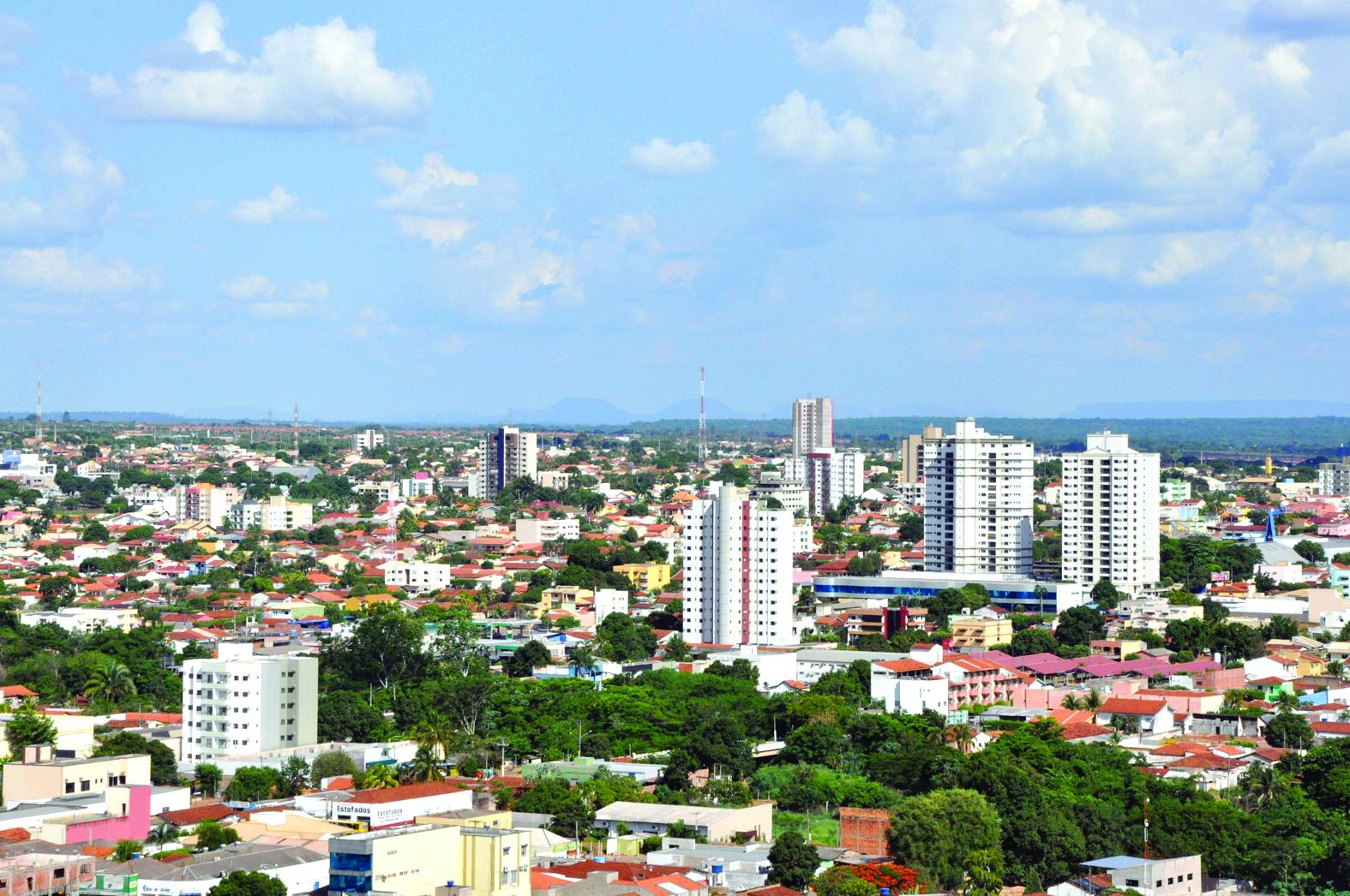 Rondonópolis - 220 Mil Habitantes