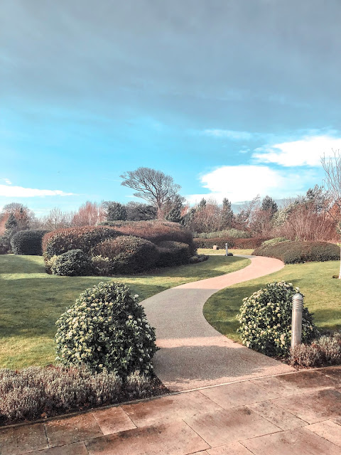 Seaham Hall Spa Hotel - Grounds