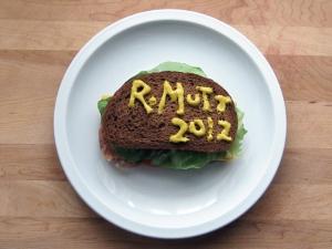 Marcel Duchamp Sandwich
