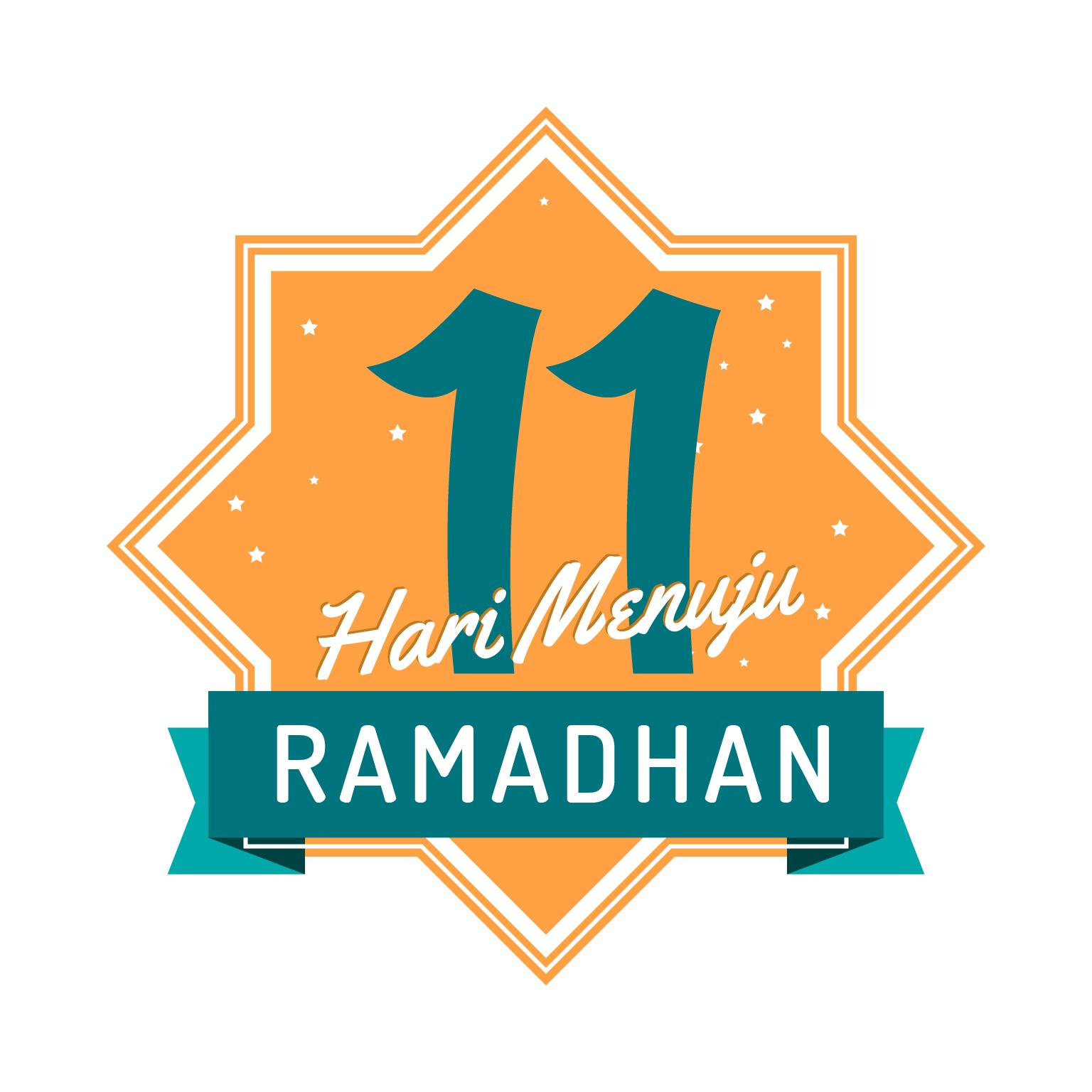 Gambar Hitungan Mundur Menuju Ramadhan 1442 H/2021M