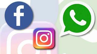 واتساب, إنستاجرام, انستا, انستقرام, فيس بوك, فيسبوك, واتس اب, تعطل واتساب