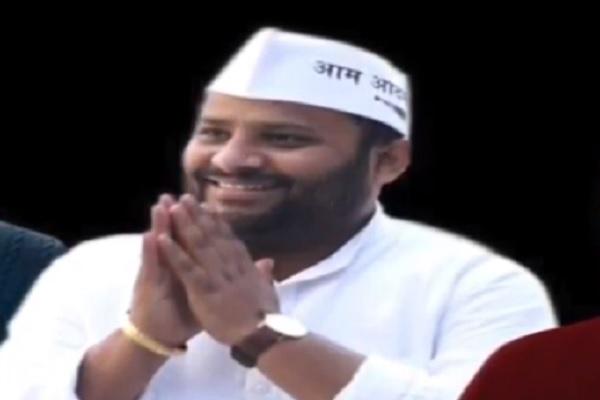 AAP-MLA-Kuldeep-Kumar