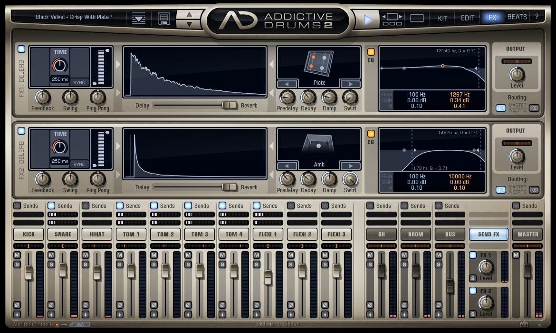 Addictive Drums 3 VST Crack v2.2.0.7 [Mac & Win] Latest 2021
