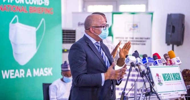 Nigeria records 12 deaths in 24 hours as coronavirus cases hit 27,564