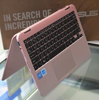 "Jual Laptop ASUS TP203NAH TouchScreen 11.6"" Fullset"