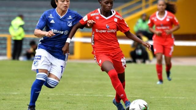 Rechazo. Liga Femenina en Colombia será de mes y medio