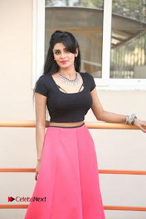 Telugu Actress Harini Stills at Dhyavudaa Movie Teaser Launch  0168.JPG