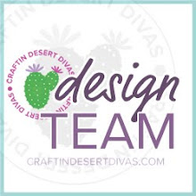 Proud to design for Craftin Desert Divas