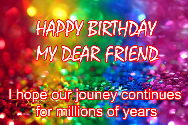 happy birthday my friend images