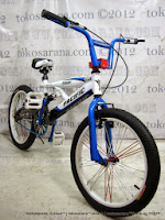 20 Inch Pacific Avalon Suspension BMX Bike