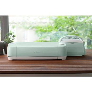 MINT!  Cricut Explore Air 2 now has a matching cuttlebug!