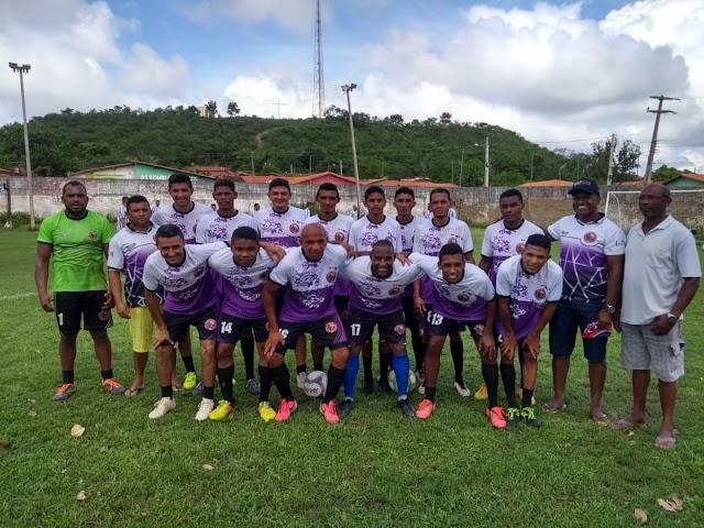 Santa Clara FC para Copa Cidade de Elesbão Veloso 2020- Elenco e comissão técnica