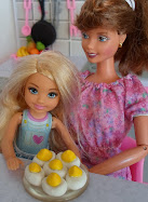 diy barbie blog: easter Deviled Egg Tray