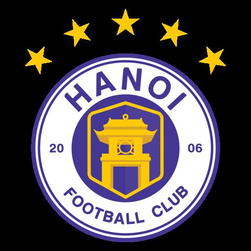 Kit Hà Nội FC + Logo Dream League Soccer 2021