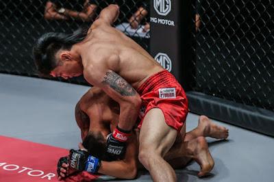Lito Adiwang Fight