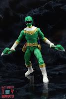 Power Rangers Lightning Collection Zeo Green Ranger 30