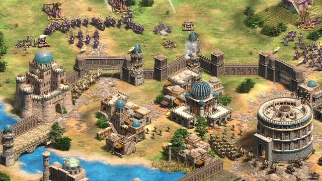 Imagem do Age of Empires 2: Definitive Edition