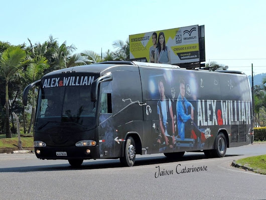 Alex e Willian-Irizar Century